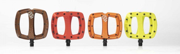 How to Find the Best Flat Pedal Size for Your Bike | iSSi