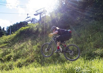 Mountain Biking Tips Cornering