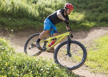Mountain Biking Tips Pedal Stance