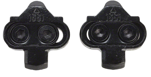 Two Bolt Cleats - Black