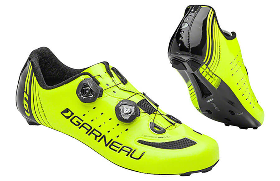 Louis Garneau clipless shoes