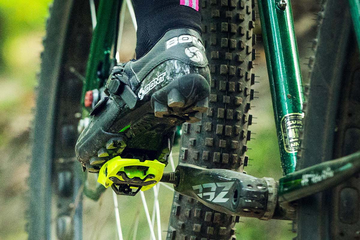 Clipless pedals are an important touchpoint with your bike